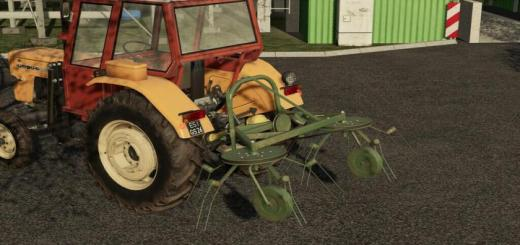 Photo of FS19 – Lizard Z525 V1.1.1