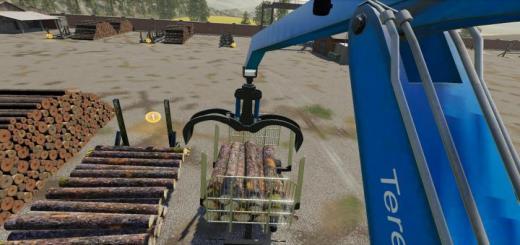 Photo of FS19 – Log Leveller V1