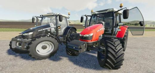 Photo of FS19 – Massey-Ferguson 5700S V1.0.2.0