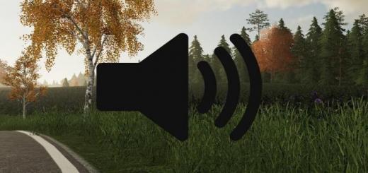 Photo of FS19 – Meadow Sound (Prefab) V1