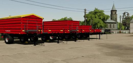 Photo of FS19 – Metal-Fach T703A Trailer V1