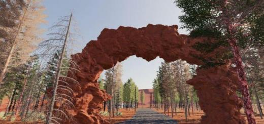 Photo of FS19 – Monument Valley Map V1