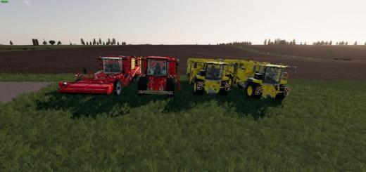 Photo of FS19 – Multi Harvester Pack V1