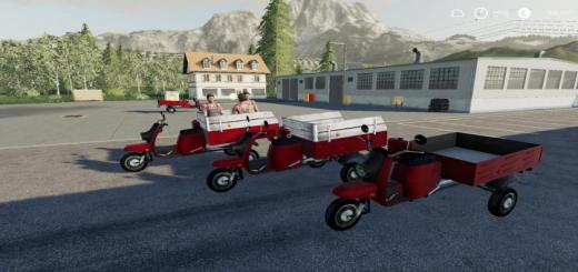 Photo of FS19 – Muravei V1