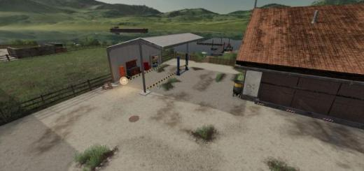 Photo of FS19 – Mw Placeable Hof Sunny V3.5.5