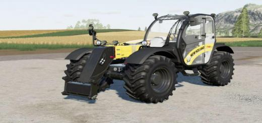 Photo of FS19 – New Holland Th 7.42