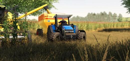 Photo of FS19 – New Holland Tm Series V1