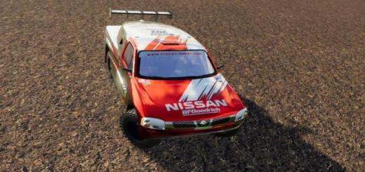 Photo of FS19 – Nissan Navara Rally Raid V1.5