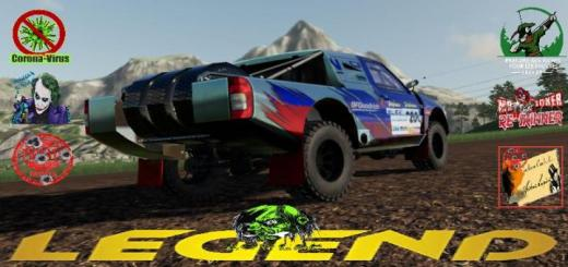Photo of FS19 – Nissan Navara T1 Pick Up V1.5
