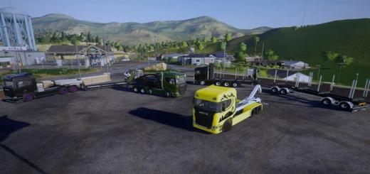 Photo of FS19 – Nmc Griffin V1.1.0.1