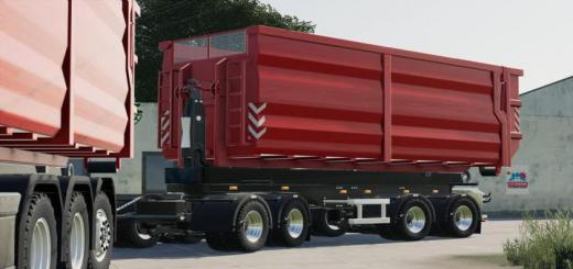 Photo of FS19 – Nmc Module Trailer V1