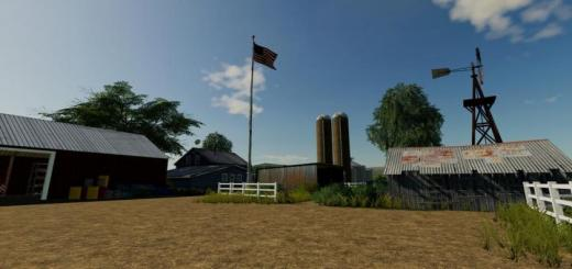 Photo of FS19 – Oak Plains Map V1