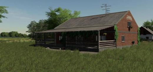 Photo of FS19 – Old Brick House V1