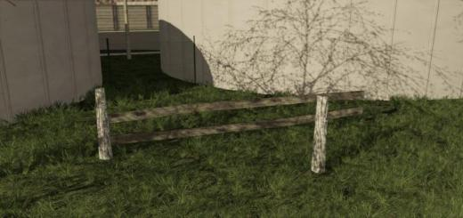 Photo of FS19 – Old Fence V1