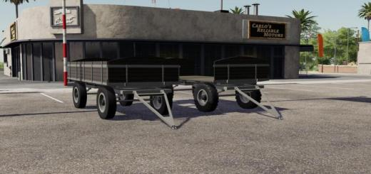 Photo of FS19 – Old Trailer V1