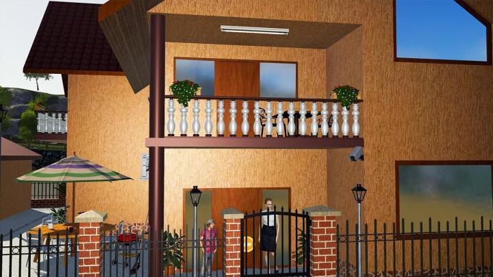 FS19 - Placeable Farm House V1