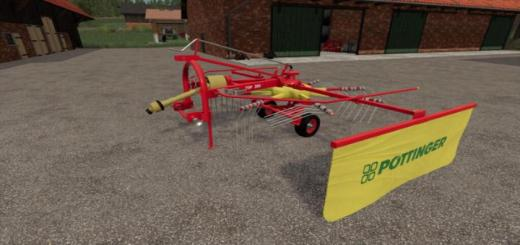 Photo of FS19 – Poettinger Top 280 V1