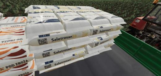 Photo of FS19 – Polish Fertilizer Pallets V1.1