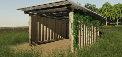 Photo of FS19 – Polish Shed V1