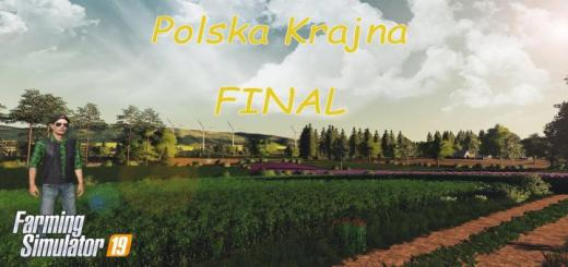 Photo of FS19 – Polska Krajna Map Final