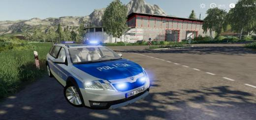 Photo of FS19 – Polska Police V1