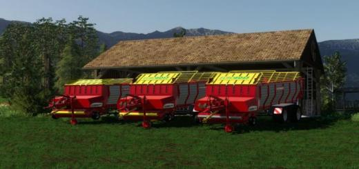 Photo of FS19 – Pottinger Euroboss Pack V1