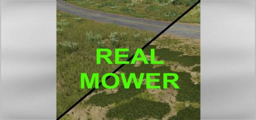Photo of FS19 – Real Mower V1