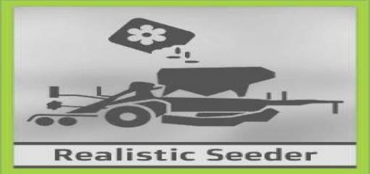 Photo of FS19 – Realistic Seeder V1