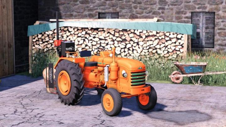 FS19 - Renault D35 V1