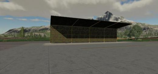 Photo of FS19 – Rusty Metal Shed V1