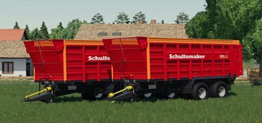 Photo of FS19 – Schuitemaker Siwa 720 Trailer V1