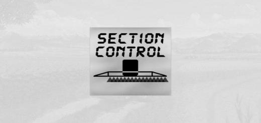 Photo of FS19 – Sprayer Section Control V0.1.1.0
