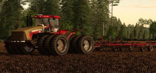 Photo of FS19 – Stx Steiger Tractor V1