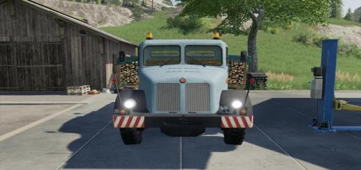 Photo of FS19 – Tatra 141 Truck V1