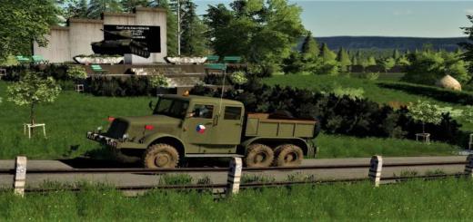 Photo of FS19 – Tatra 141 V1