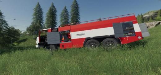 Photo of FS19 – Tatra 815 Cas32 Hasici V1