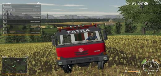 Photo of FS19 – Tatra 815 Terrno1 8X8 V1