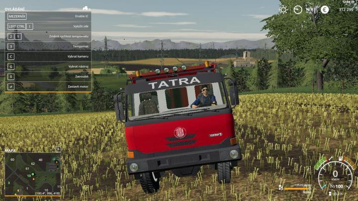 FS19 - Tatra 815 Terrno1 8X8 V1
