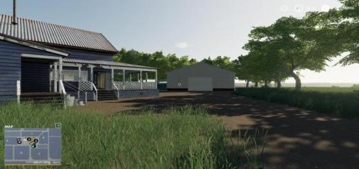 Photo of FS19 – The Homestead Map V1.0.0.1