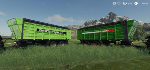 Photo of FS19 – Tiemann Siwa Trailer V1