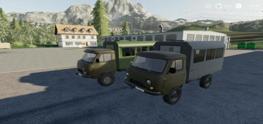 Photo of FS19 – Uaz-3303 Watch V1