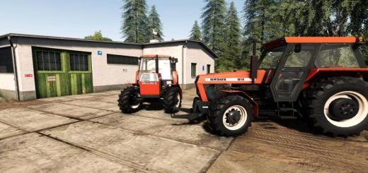 Photo of FS19 – Ursus 4Cyl 4X4 Pack 1