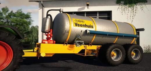 Photo of FS19 – Veenhuis 6800 V1