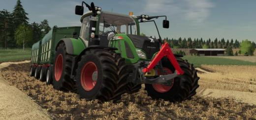 Photo of FS19 – Vredestein Traxion Xxl (Prefab) V1