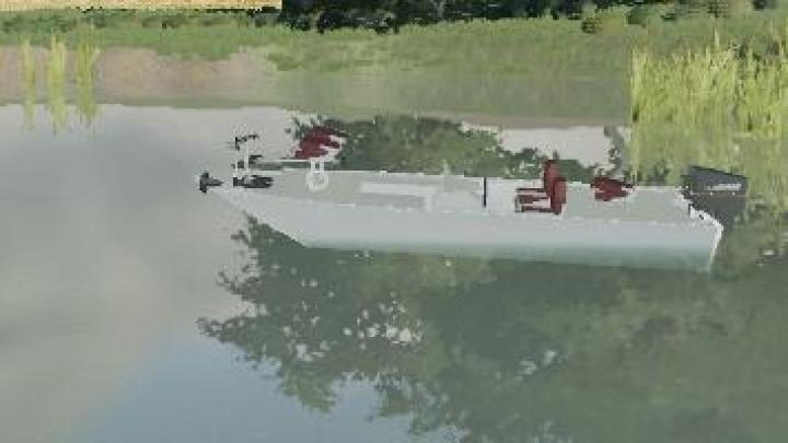 FS19 - Working Boat V1