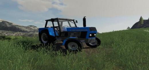 Photo of FS19 – Zetor 12011 Tractor V1