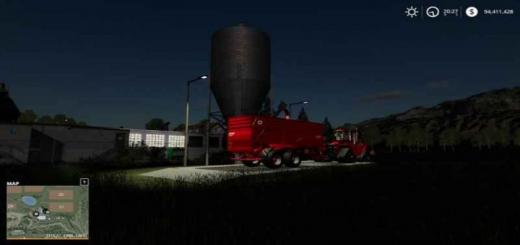 Photo of FS19 – 10M Silo V1.1