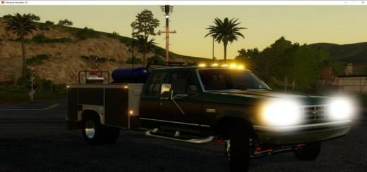 Photo of FS19 – 1989 Ford F-250 V1
