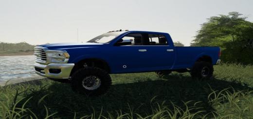 Photo of FS19 – 2020 Dodge Ram 2500 V1