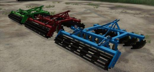 Photo of FS19 – Agd-2.3 Cultivator V1